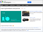 Google Developers - Coding Websites