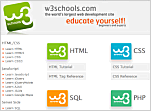 W3Schools - Coding Websites
